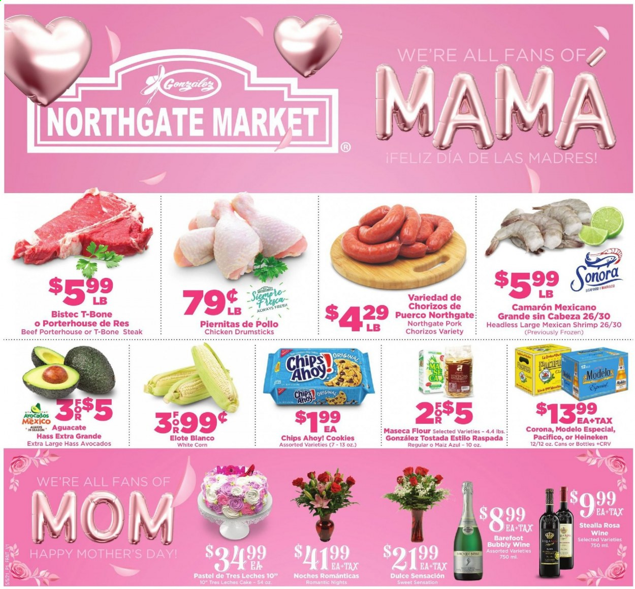 Northgate Market Ad from may 5 to 11 2021