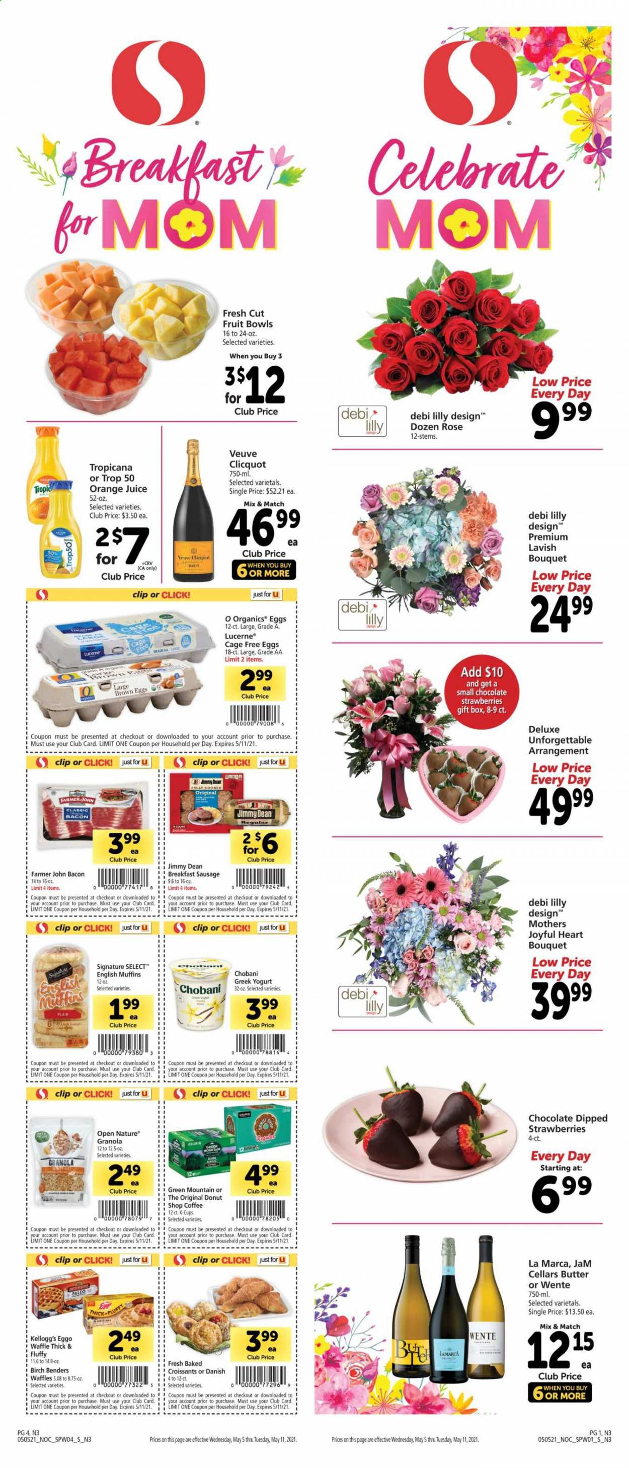 Safeway Ad from may 5 to 11 2021