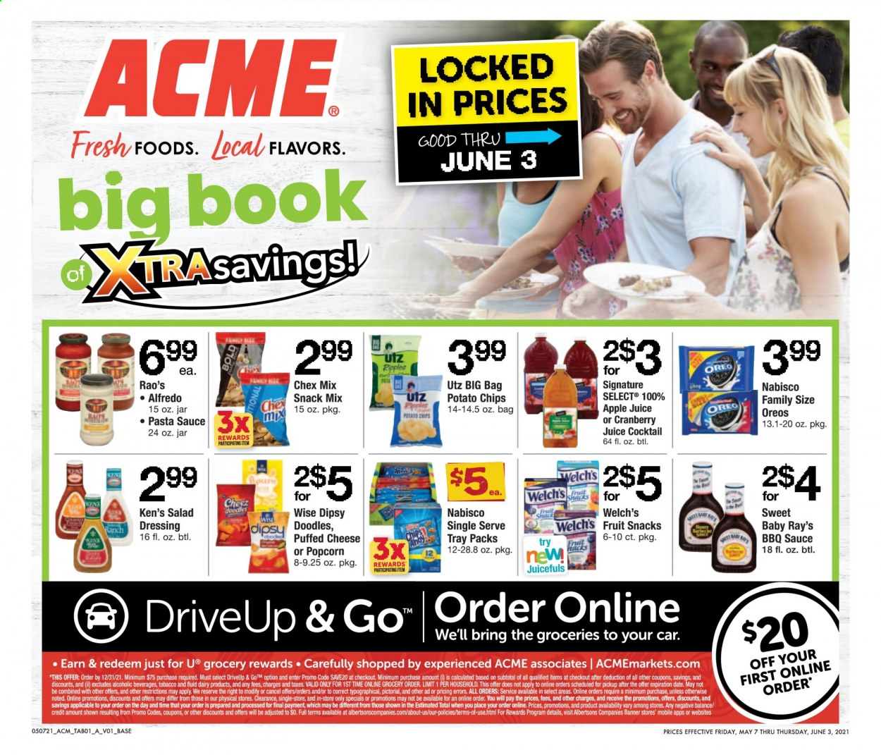 ACME Markets Ad - Big Book of Savings - from may 7 to june 3 2021