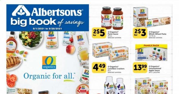 Albertsons current Flyer online
