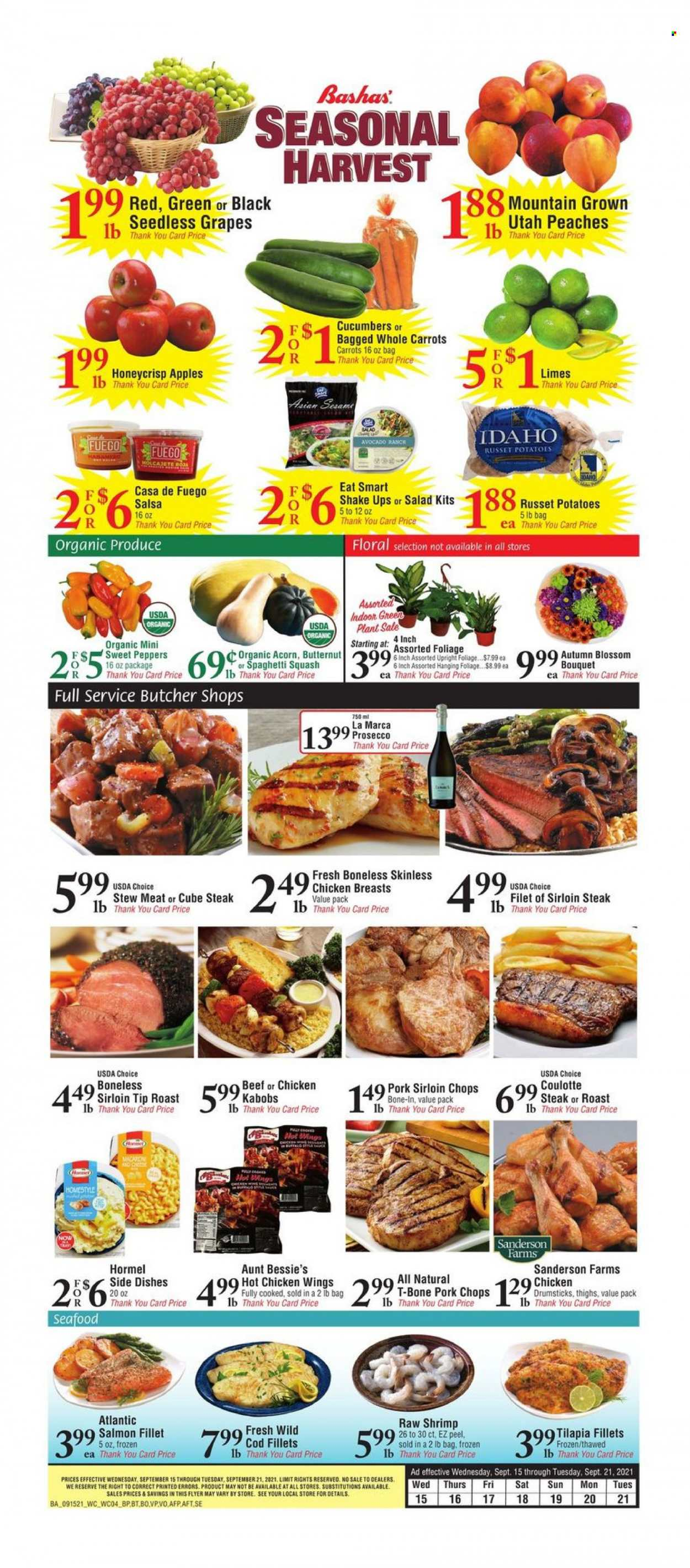 Bashas Ad from september 15 to 21 2021 - Page 4