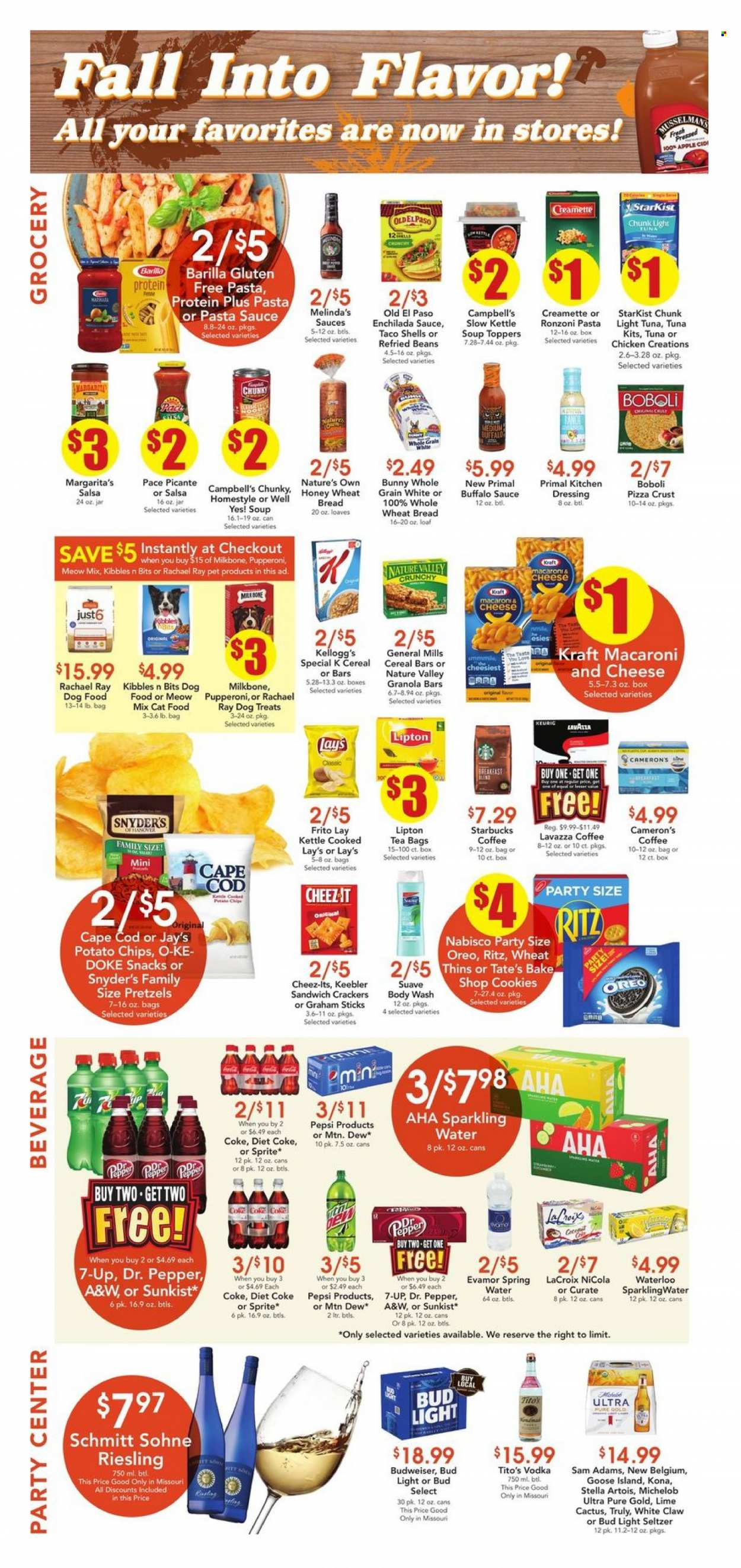 Dierbergs Ad from september 14 to 20 2021 - Page 3