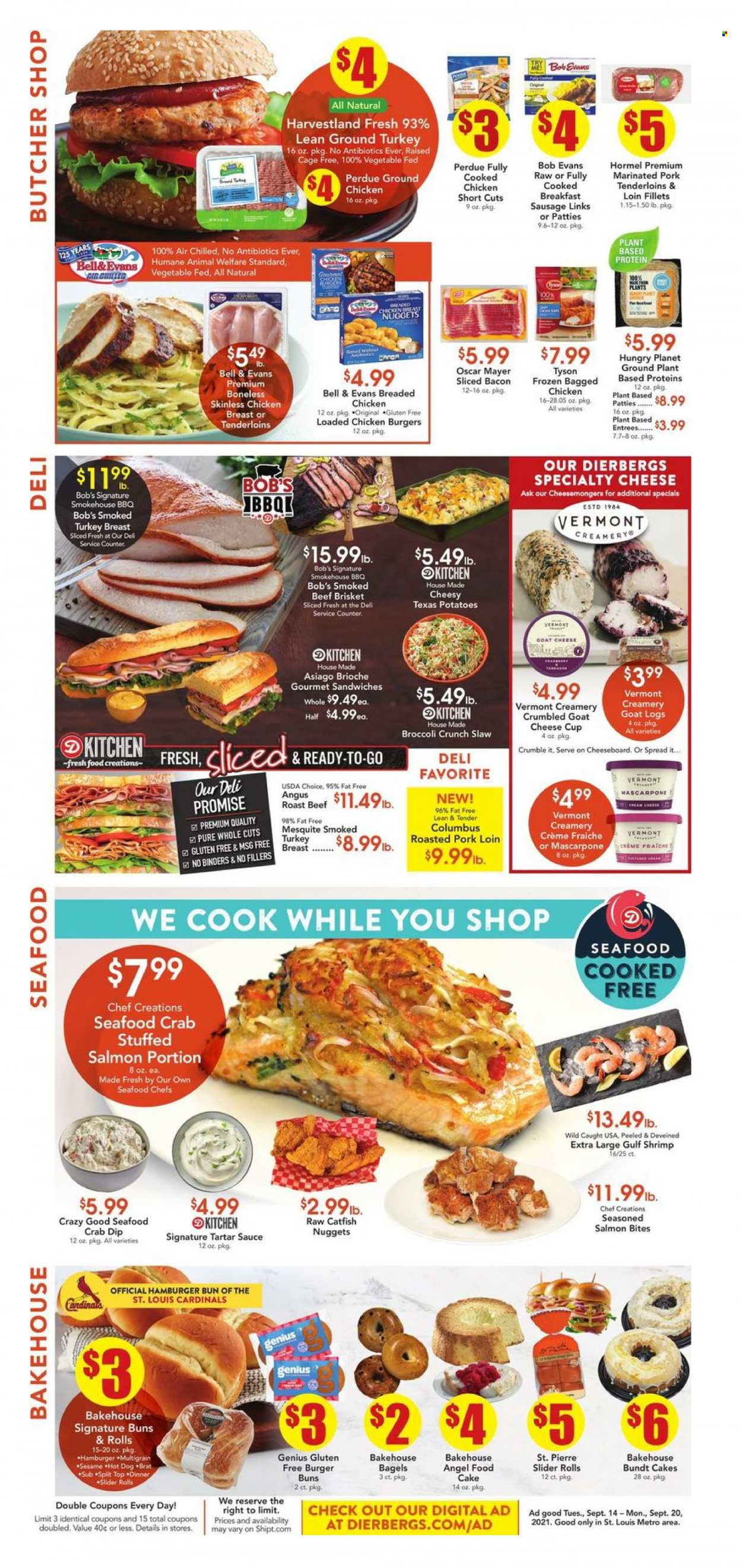 Dierbergs Ad from september 14 to 20 2021 - Page 5