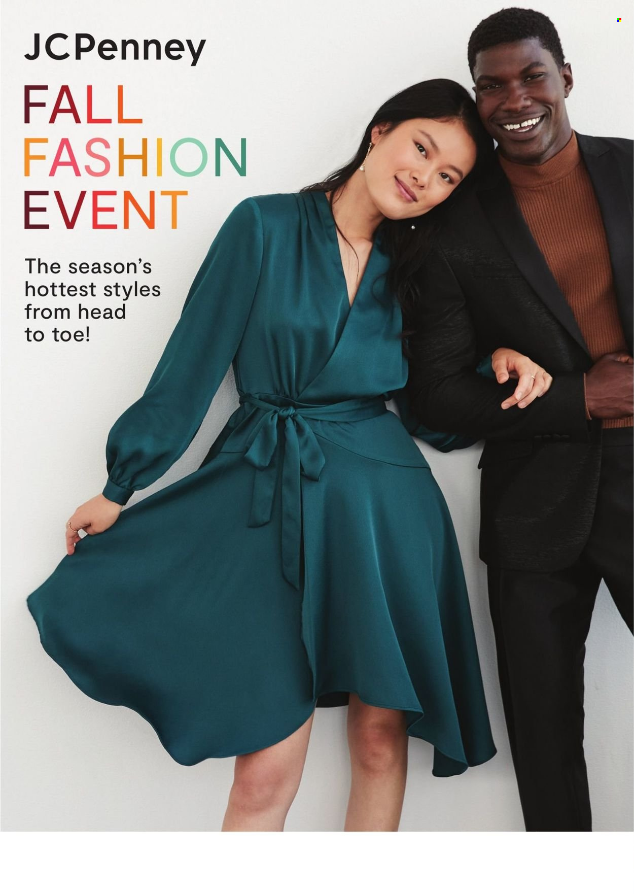 JCPenney Fall Fashion Event from september 13 to 29 2021 - Page 1