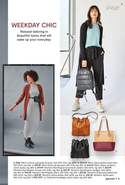 JCPenney Fall Fashion Event from september 13 to 29 2021 - Page 6