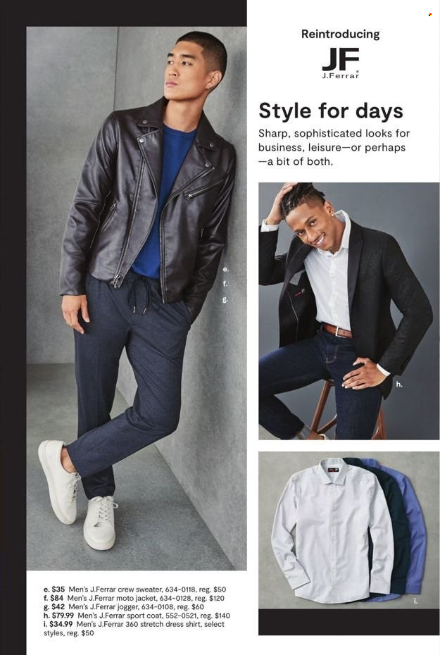 JCPenney Fall Fashion Event from september 13 to 29 2021 - Page 12