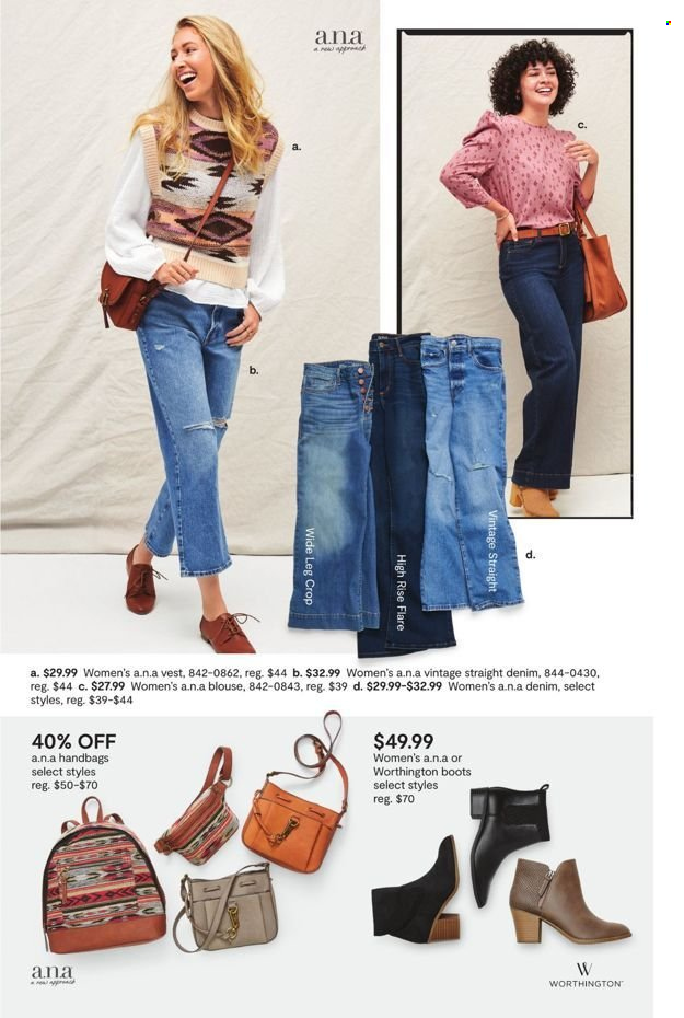 JCPenney Fall Fashion Event from september 13 to 29 2021 - Page 13