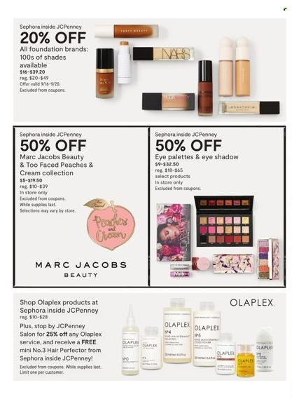 JCPenney - Fall Beauty Sale - from september 7 to 19 2021 - Page 3