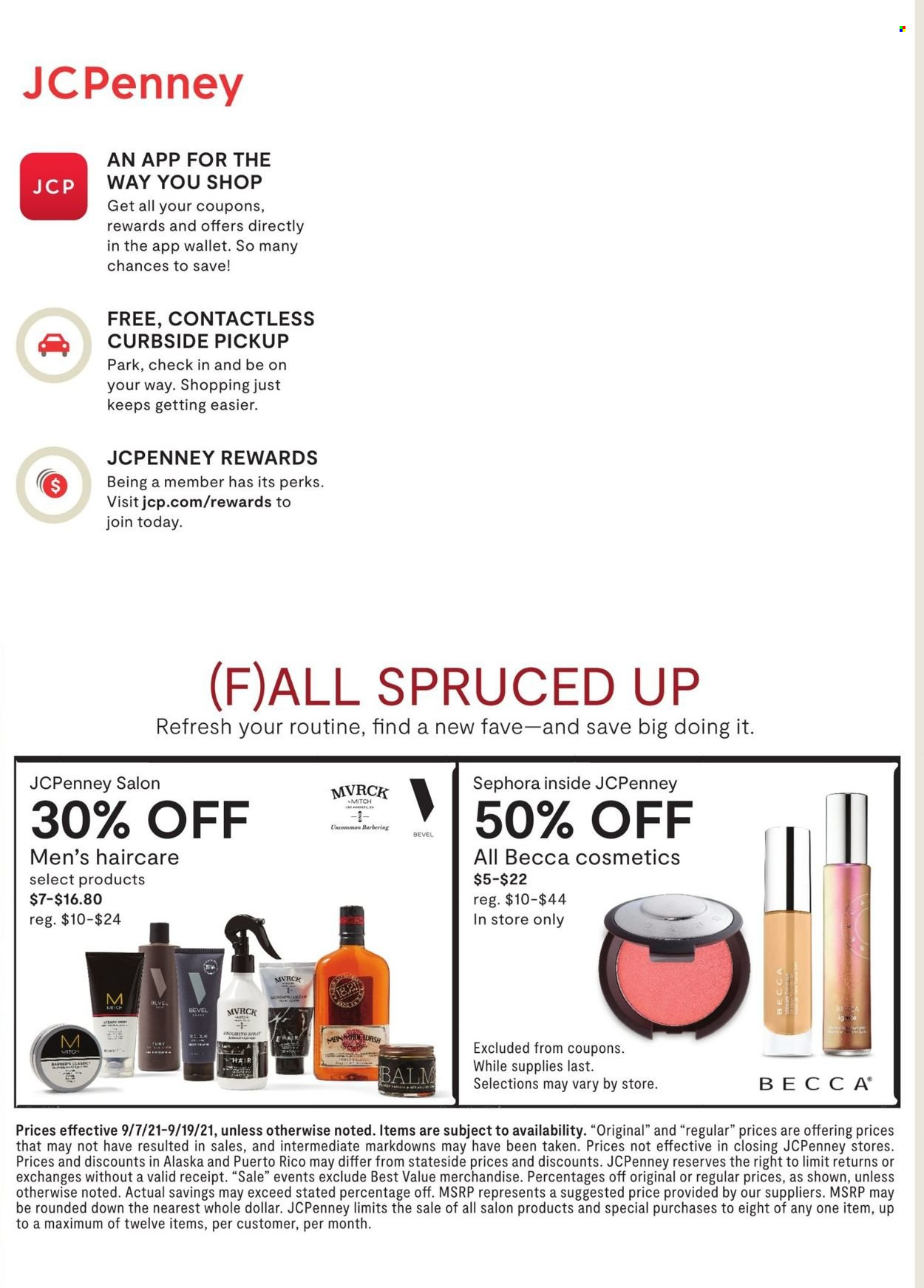 JCPenney - Fall Beauty Sale - from september 7 to 19 2021 - Page 5