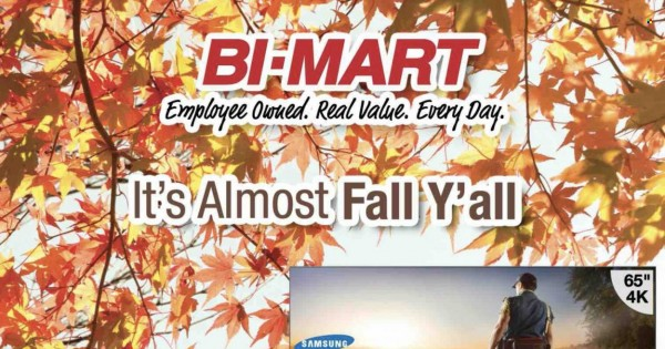 Bi-Mart current Flyer online