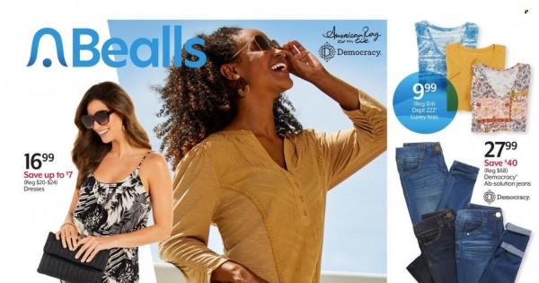 Bealls Florida current Flyer online