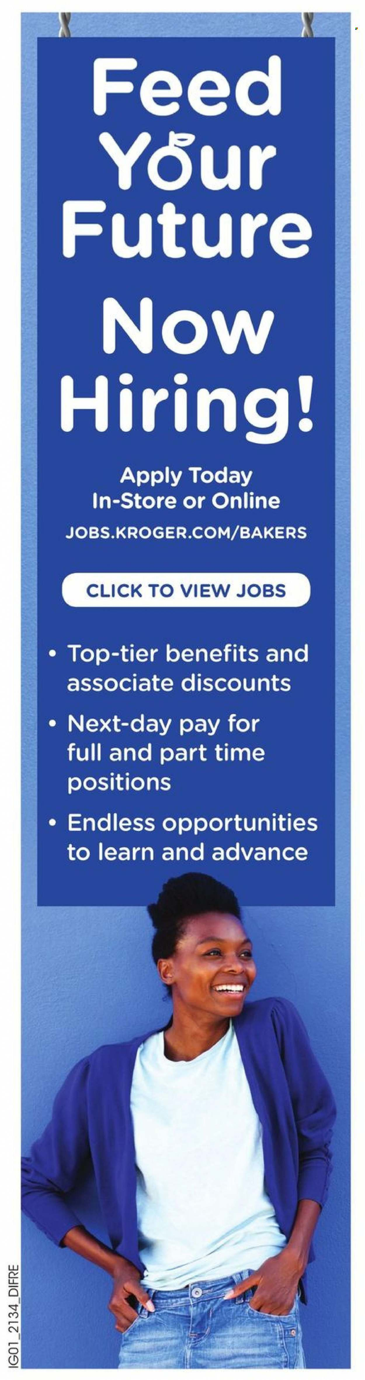 Baker's Ad from september 22 to 28 2021 - Page 11