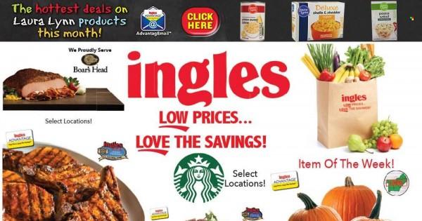 Ingles current Flyer online
