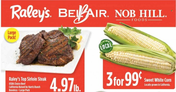 Raley's current Flyer online