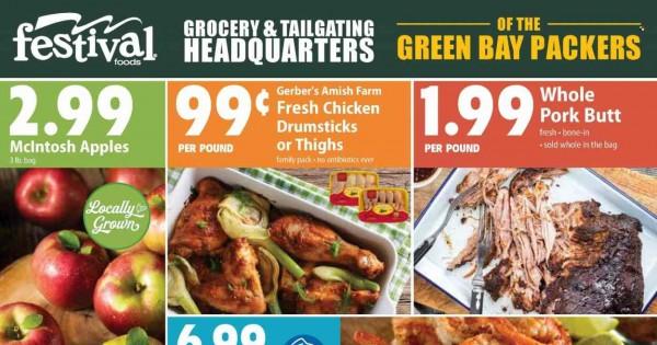 Festival Foods current Flyer online