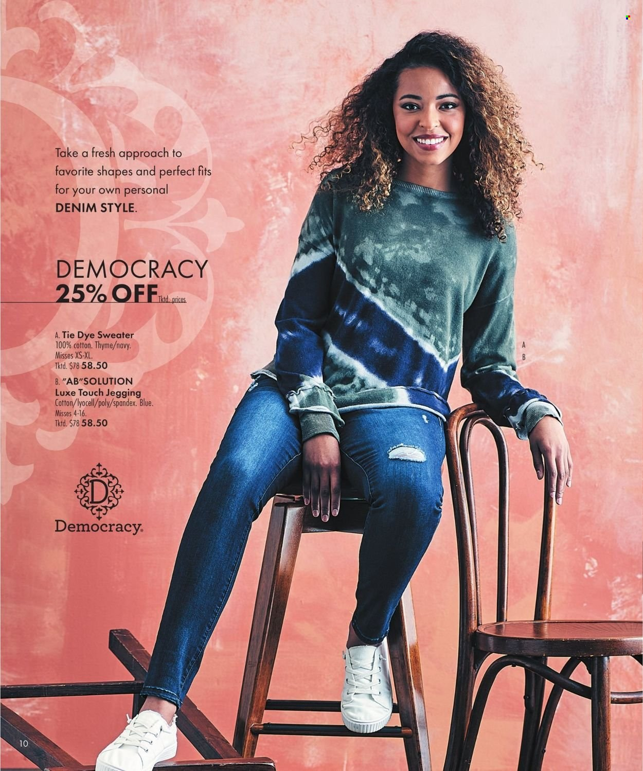 Boscov's Fall Clothing Ad from september 23 to october 6 2021 - Page 10