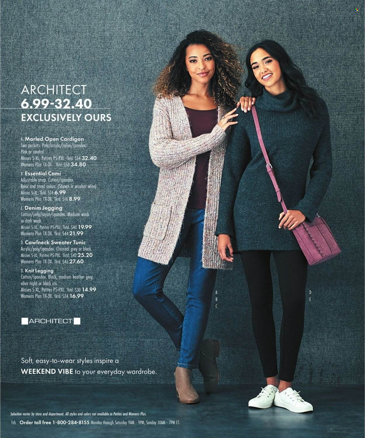 Boscov's Fall Clothing Ad from september 23 to october 6 2021 - Page 16