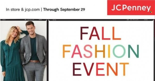 JCPenney current Flyer online