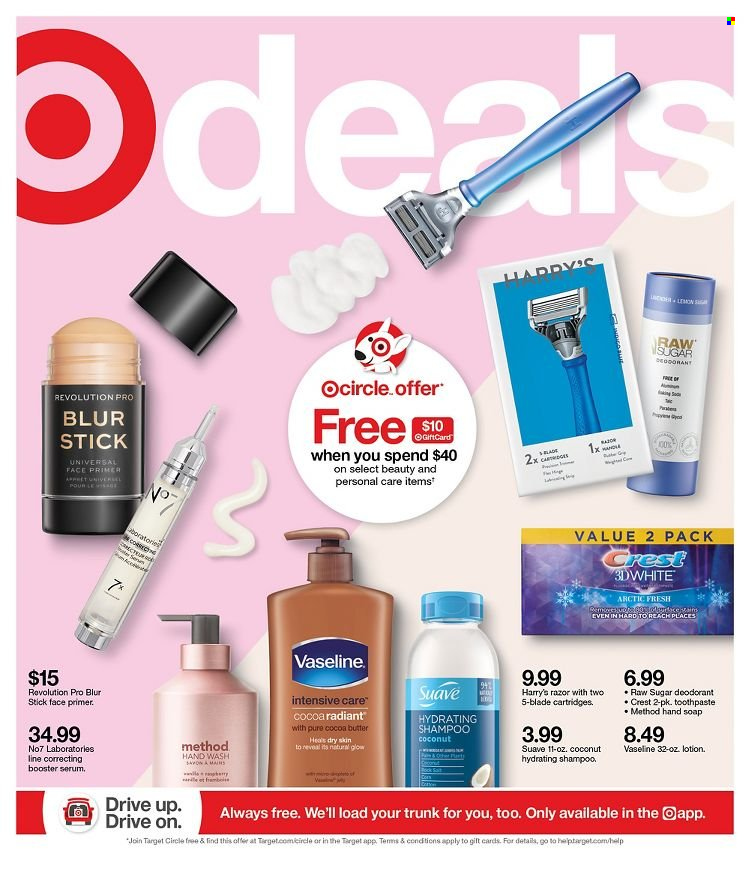 Target Ad from september 26 to october 2 2021 - Page 1