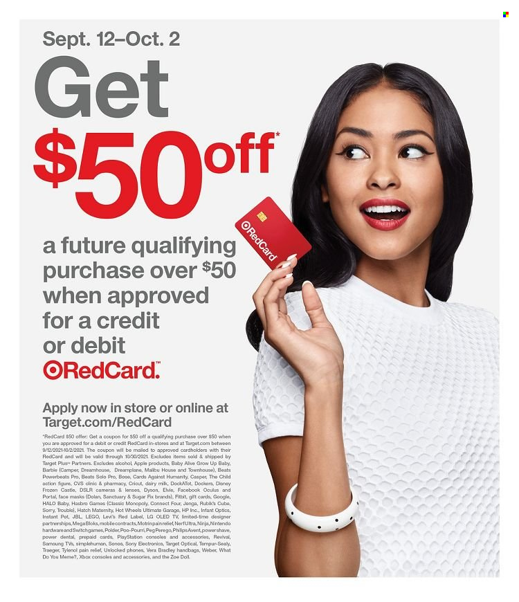 Target Ad from september 26 to october 2 2021 - Page 17