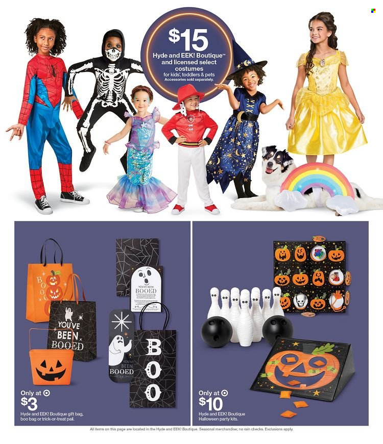Target Ad from september 26 to october 2 2021 - Page 27