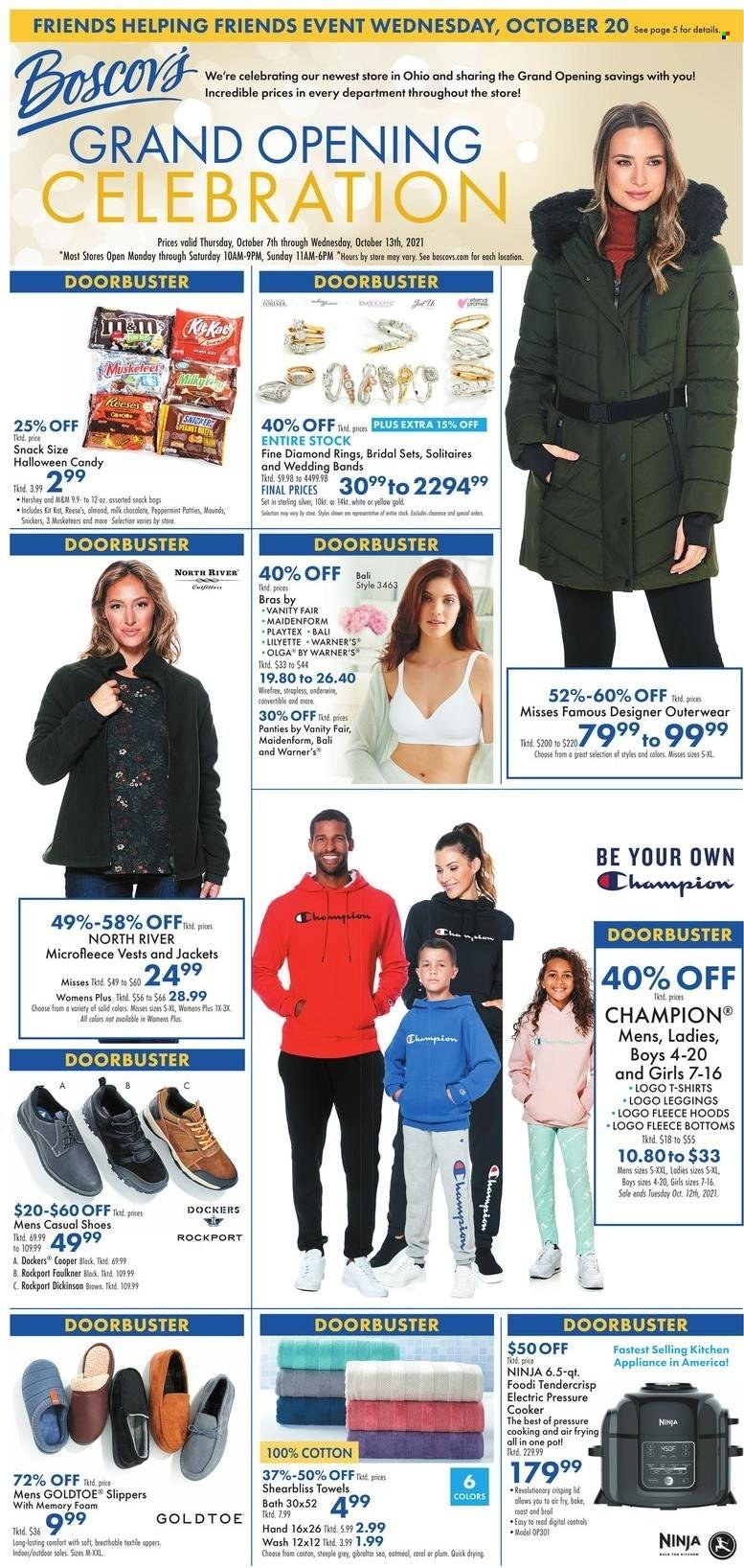 Boscov's Ad from october 13 to 20 2021 - Page 1