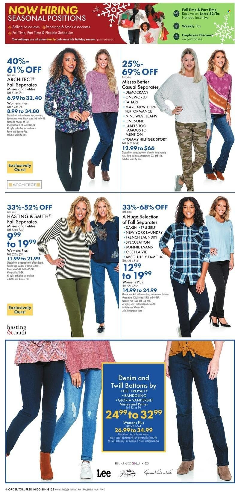 Boscov's Ad from october 13 to 20 2021 - Page 4