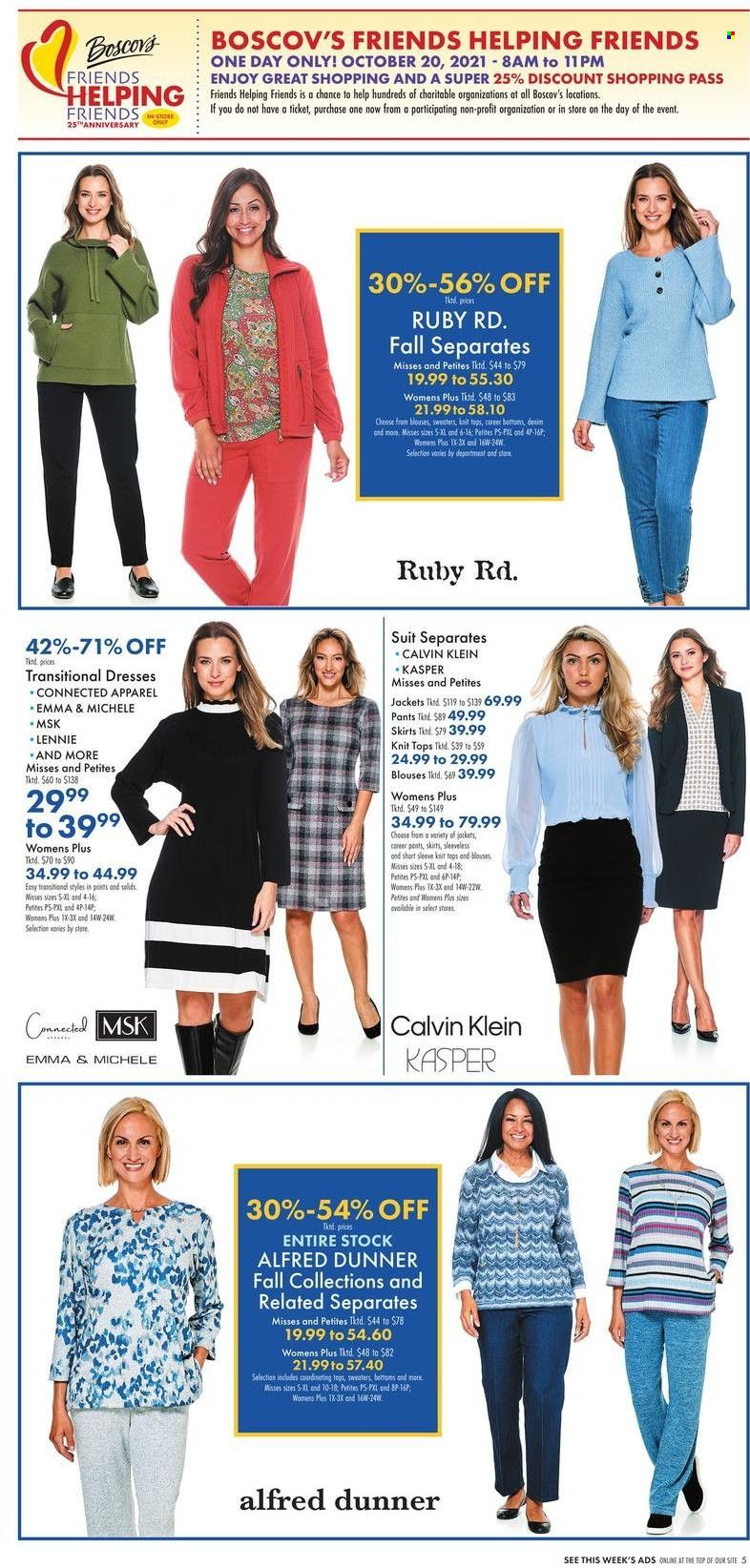 Boscov's Ad from october 13 to 20 2021 - Page 5