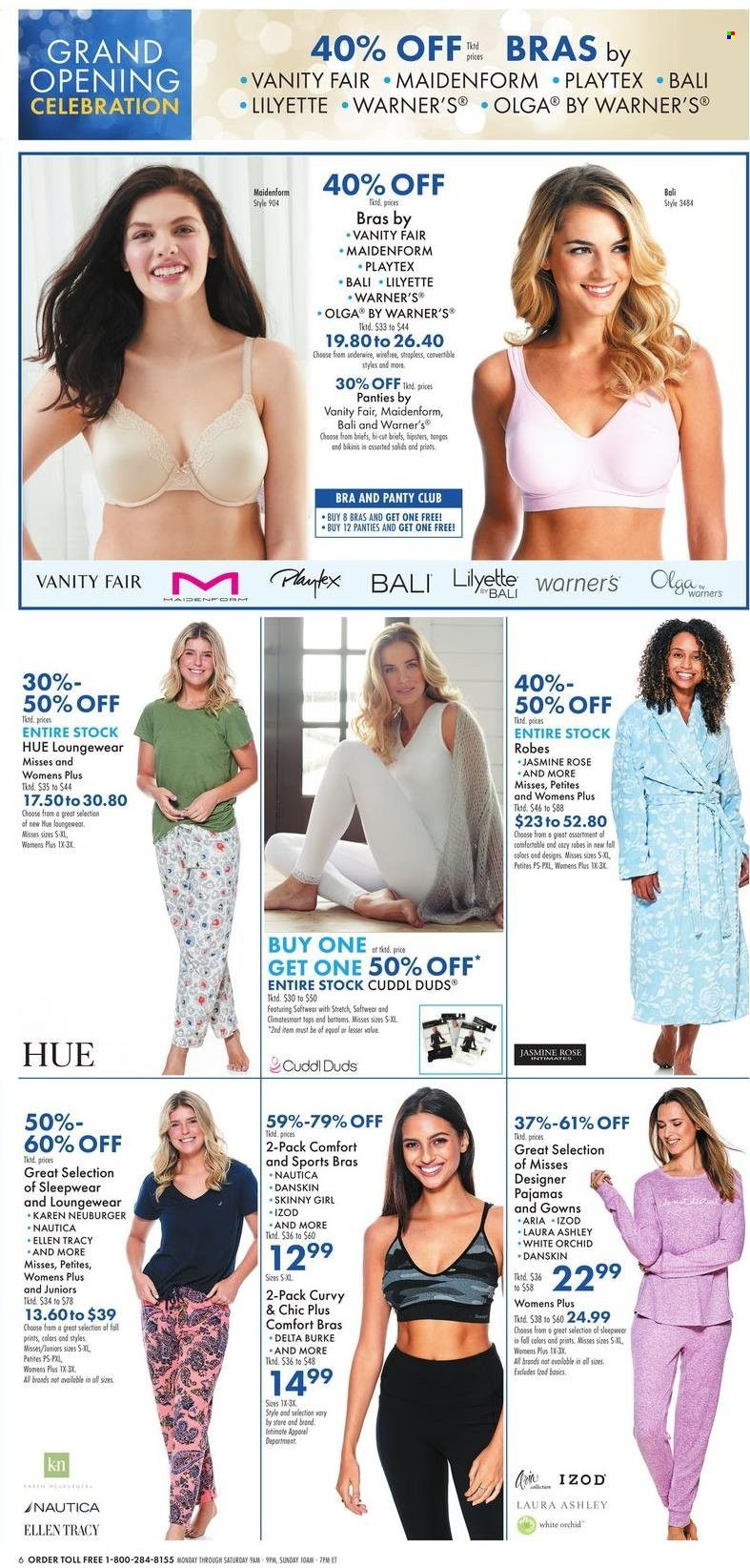 Boscov's Ad from october 13 to 20 2021 - Page 6