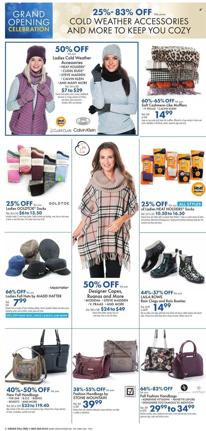 Boscov's Ad from october 13 to 20 2021 - Page 8