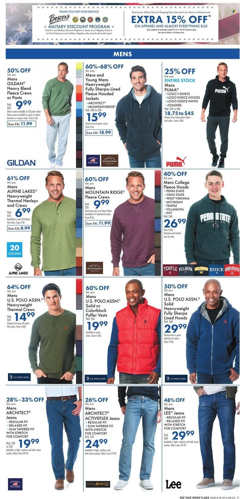 Boscov's Ad from october 13 to 20 2021 - Page 11
