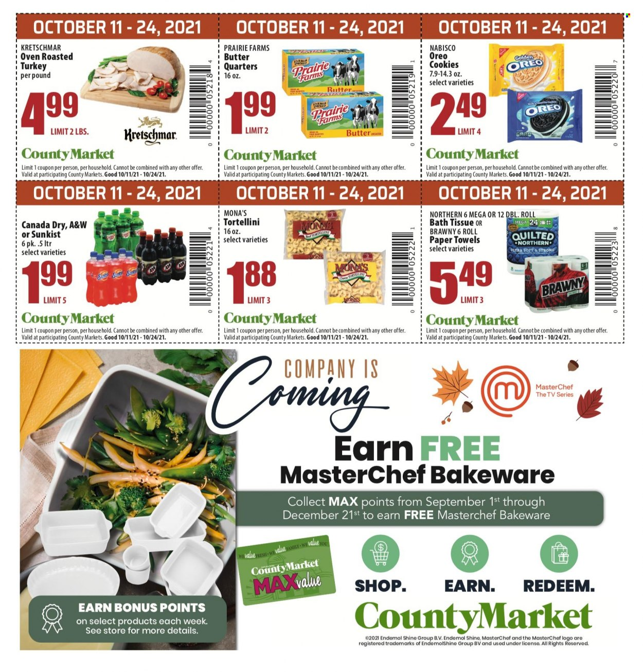 County Market Coupons from september 28 to october 24 2021 - Page 3