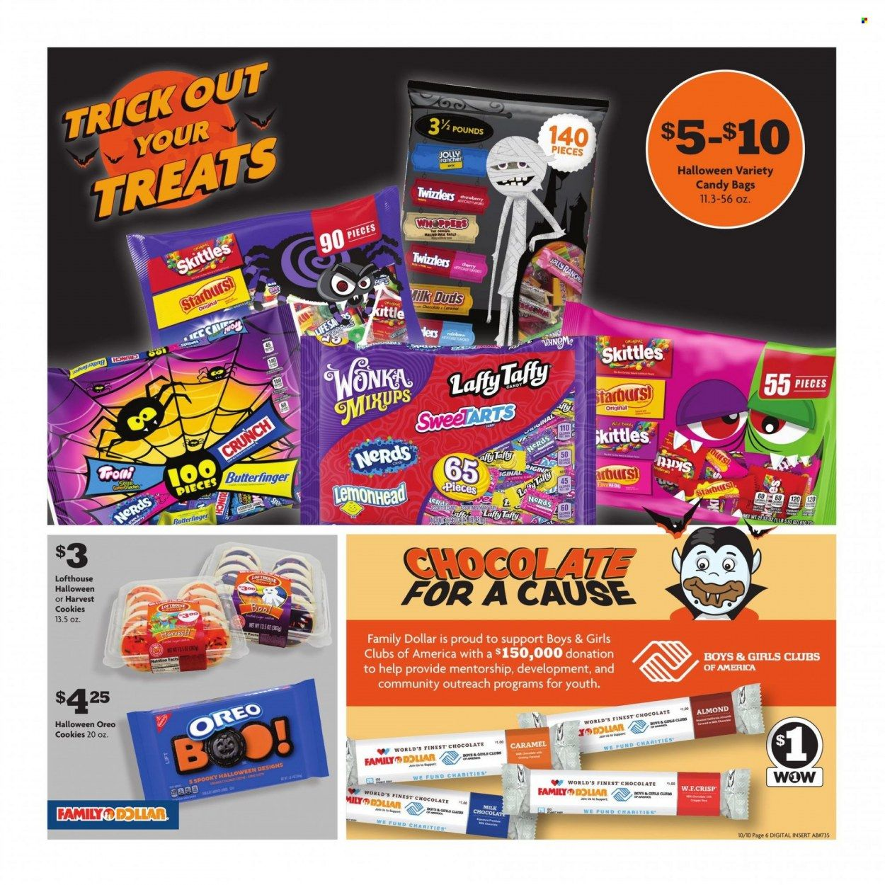 Family Dollar Ad from october 10 to 17 2021 - Page 2