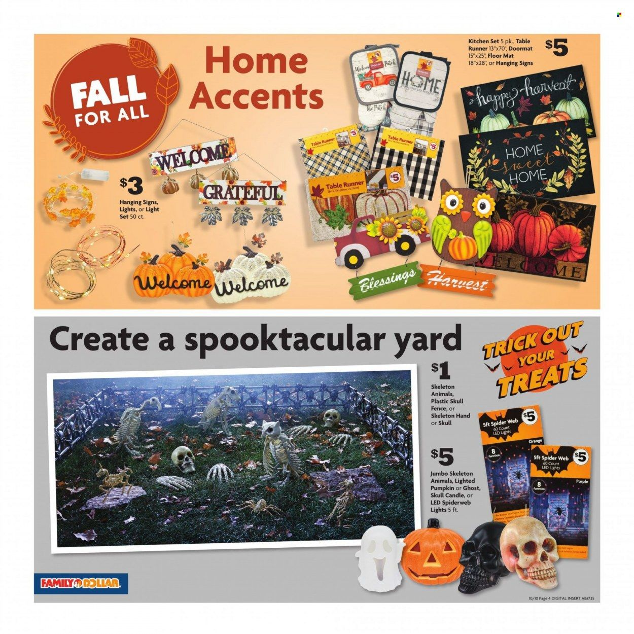 Family Dollar Ad from october 10 to 17 2021 - Page 3