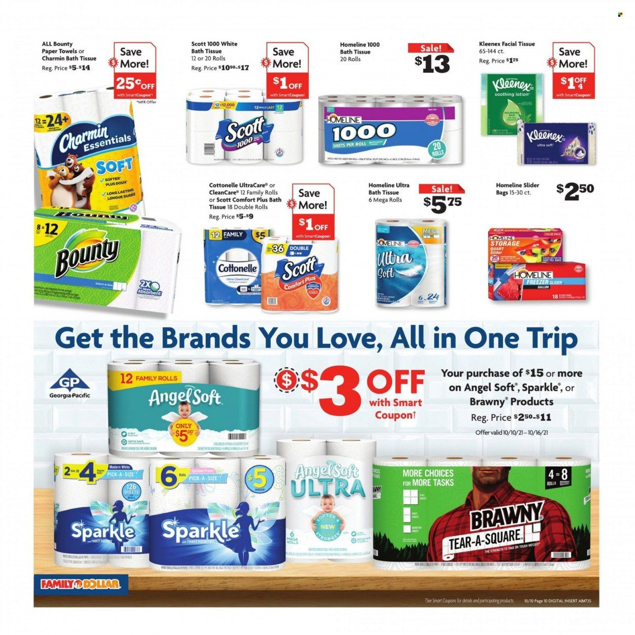 Family Dollar Ad from october 10 to 17 2021 - Page 5