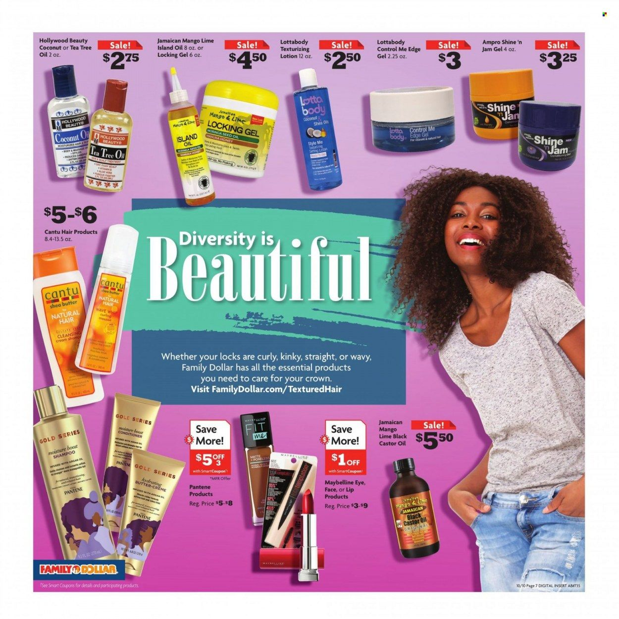 Family Dollar Ad from october 10 to 17 2021 - Page 7