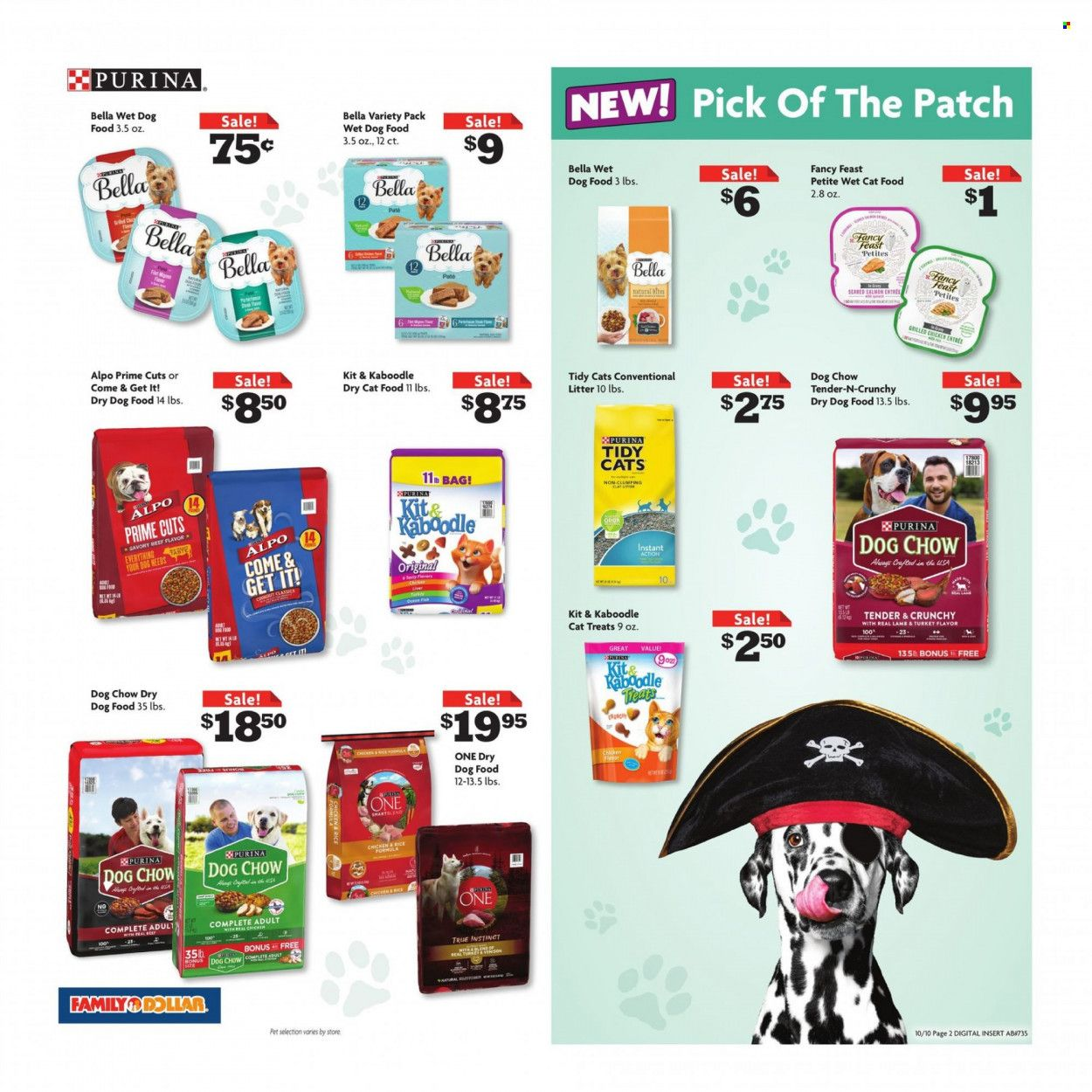 Family Dollar Ad from october 10 to 17 2021 - Page 11