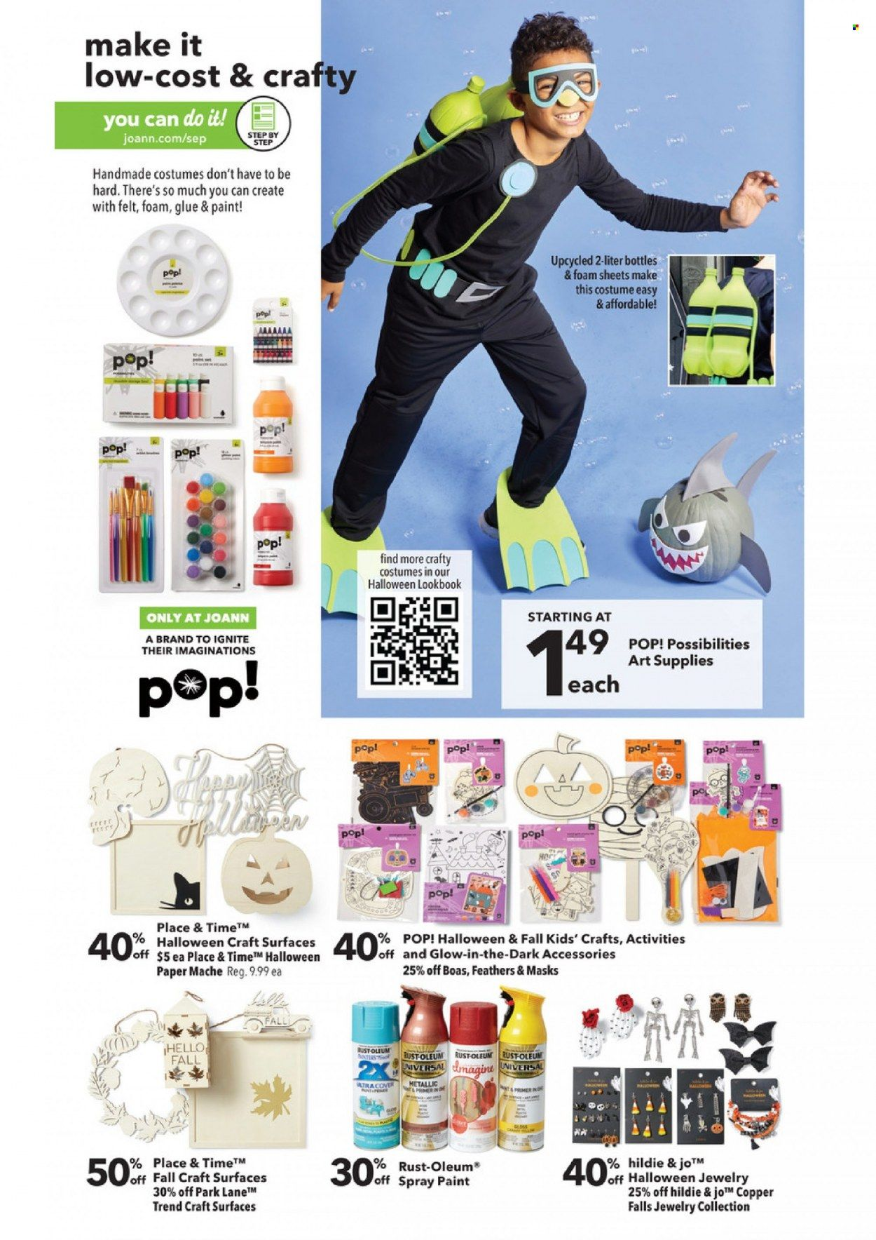 Joann Ad from october 13 to 20 2021 - Page 4