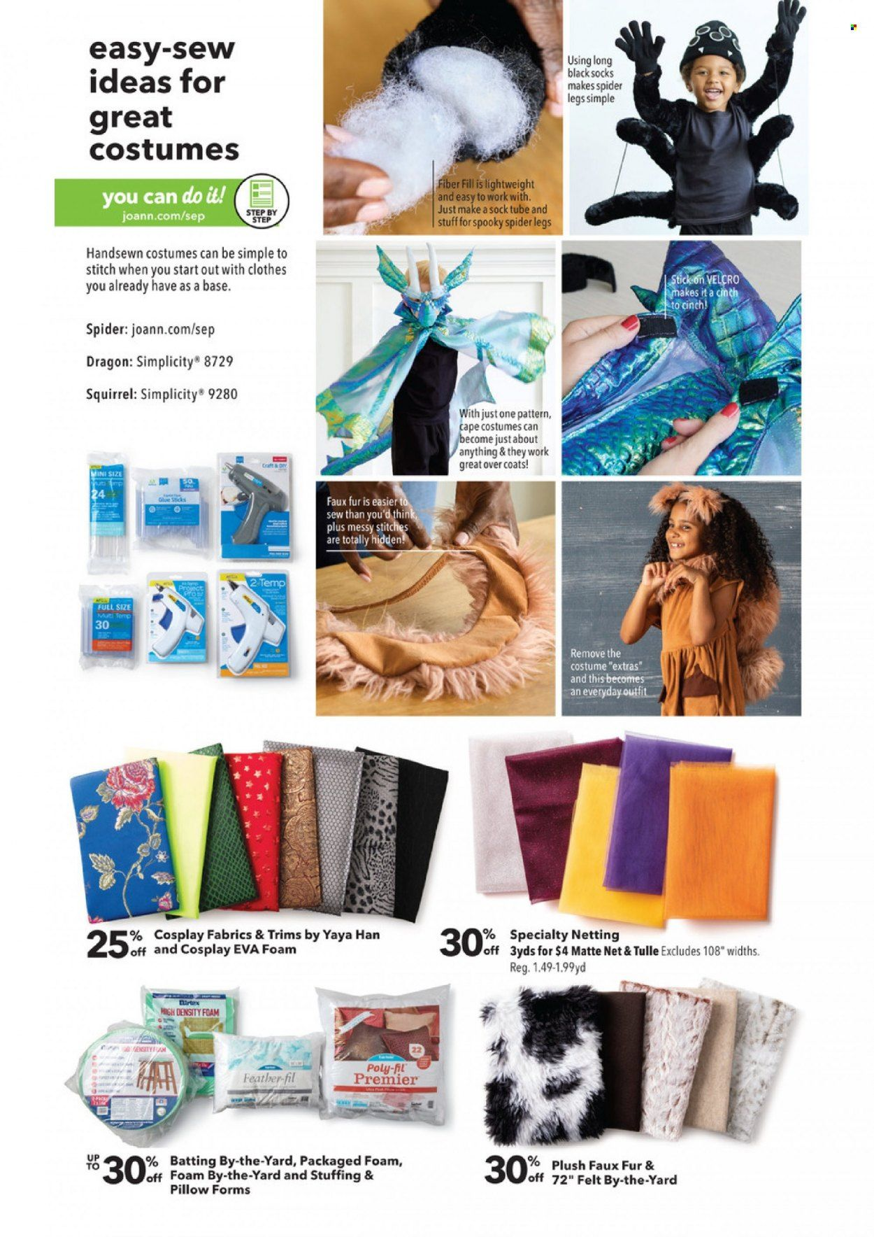 Joann Ad from october 13 to 20 2021 - Page 6