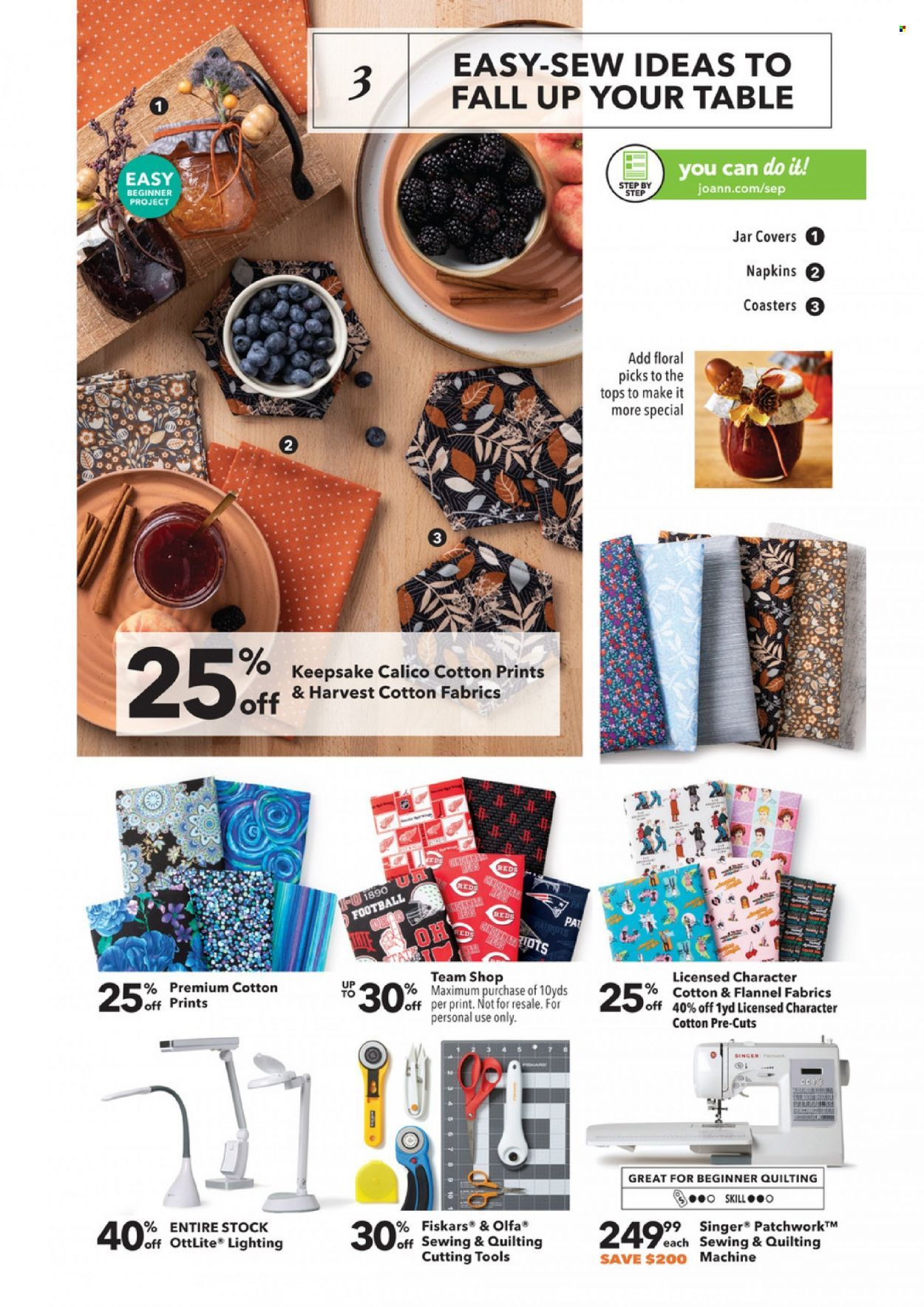 Joann Ad from october 13 to 20 2021 - Page 7