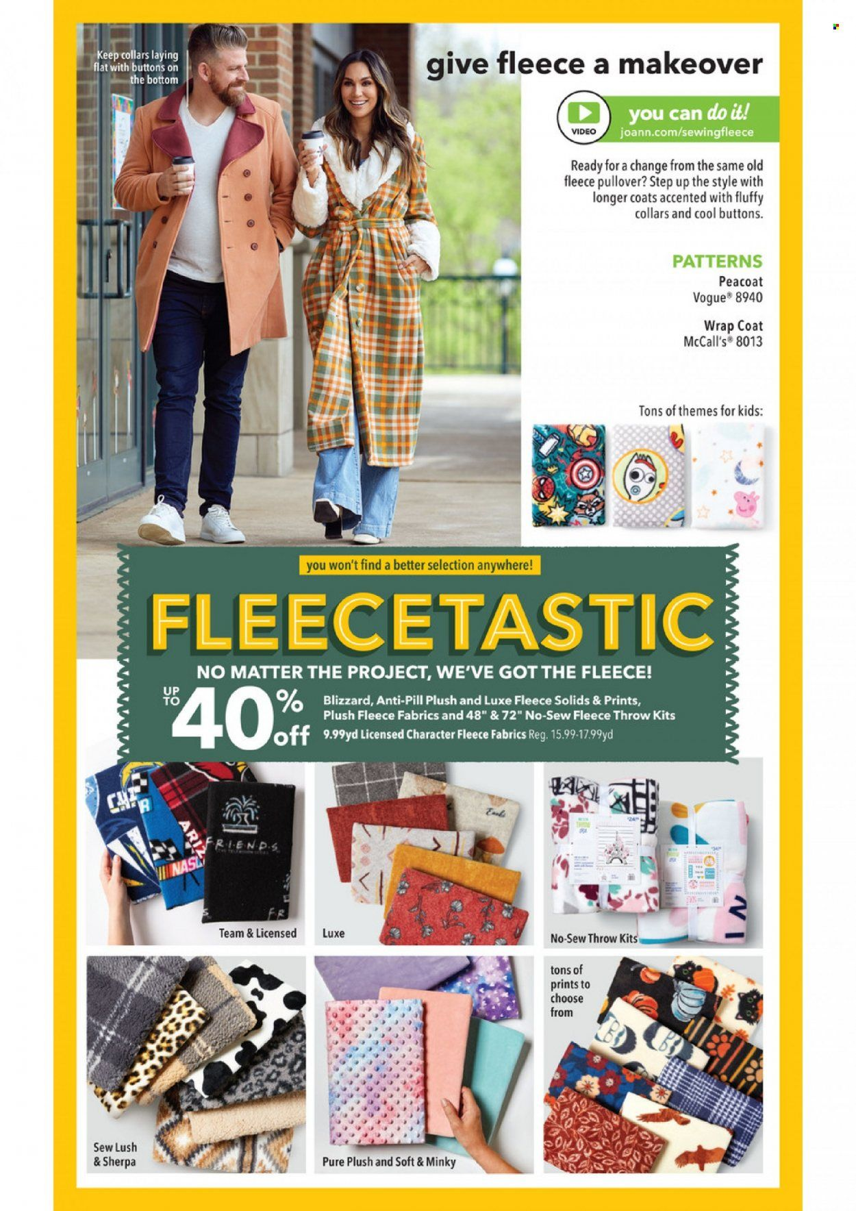 Joann Ad from october 13 to 20 2021 - Page 9