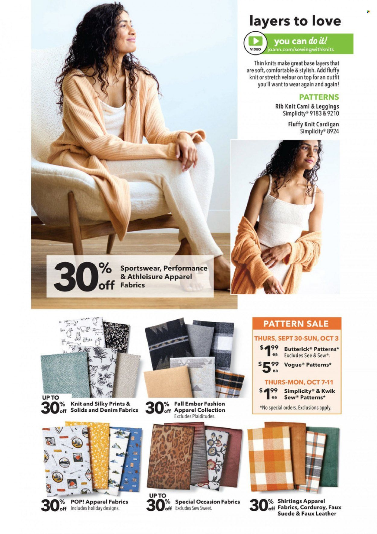 Joann Ad from october 13 to 20 2021 - Page 11
