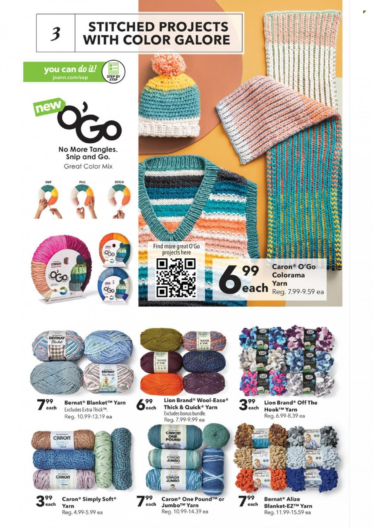 Joann Ad from october 13 to 20 2021 - Page 12