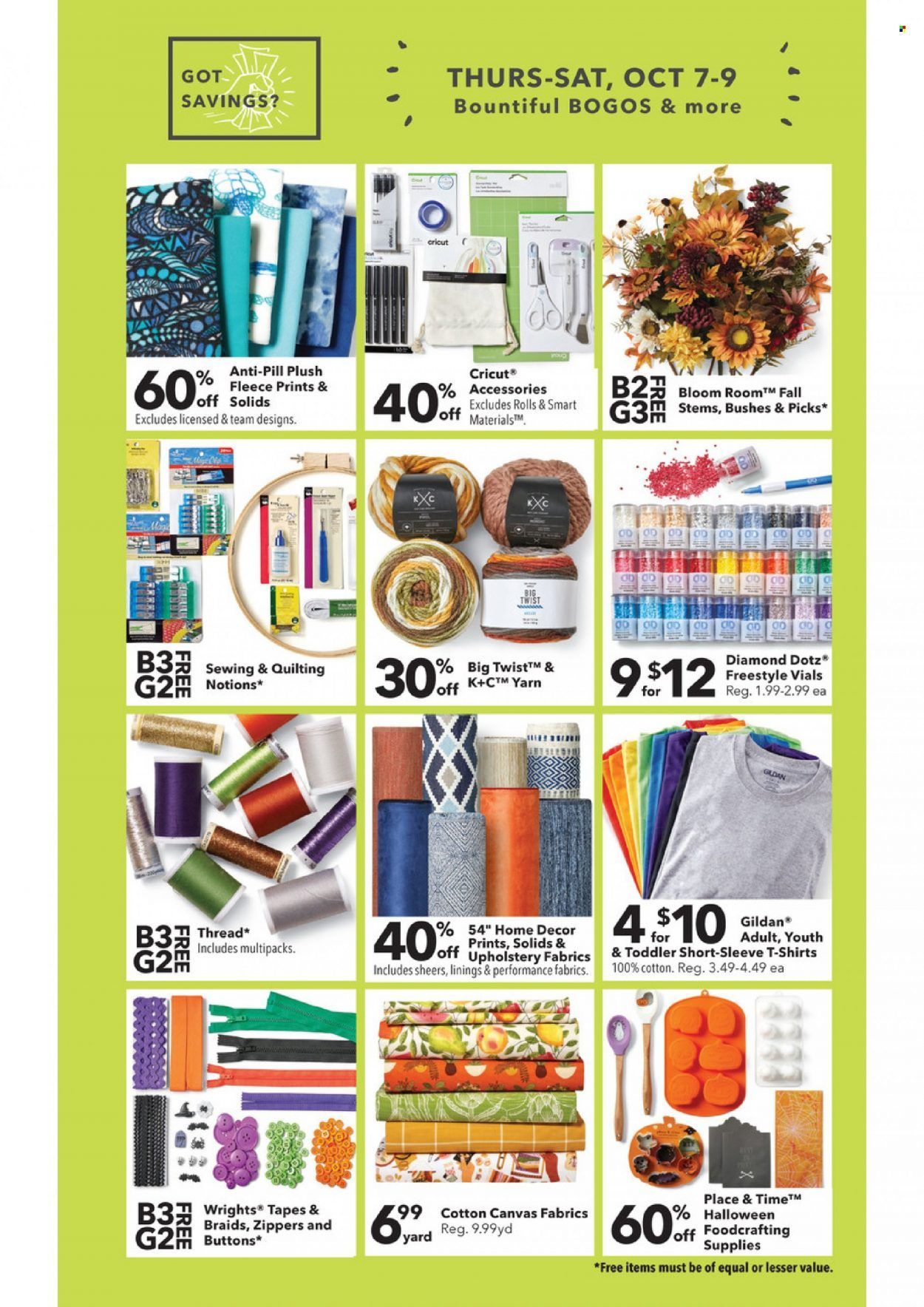 Joann Ad from october 13 to 20 2021 - Page 15