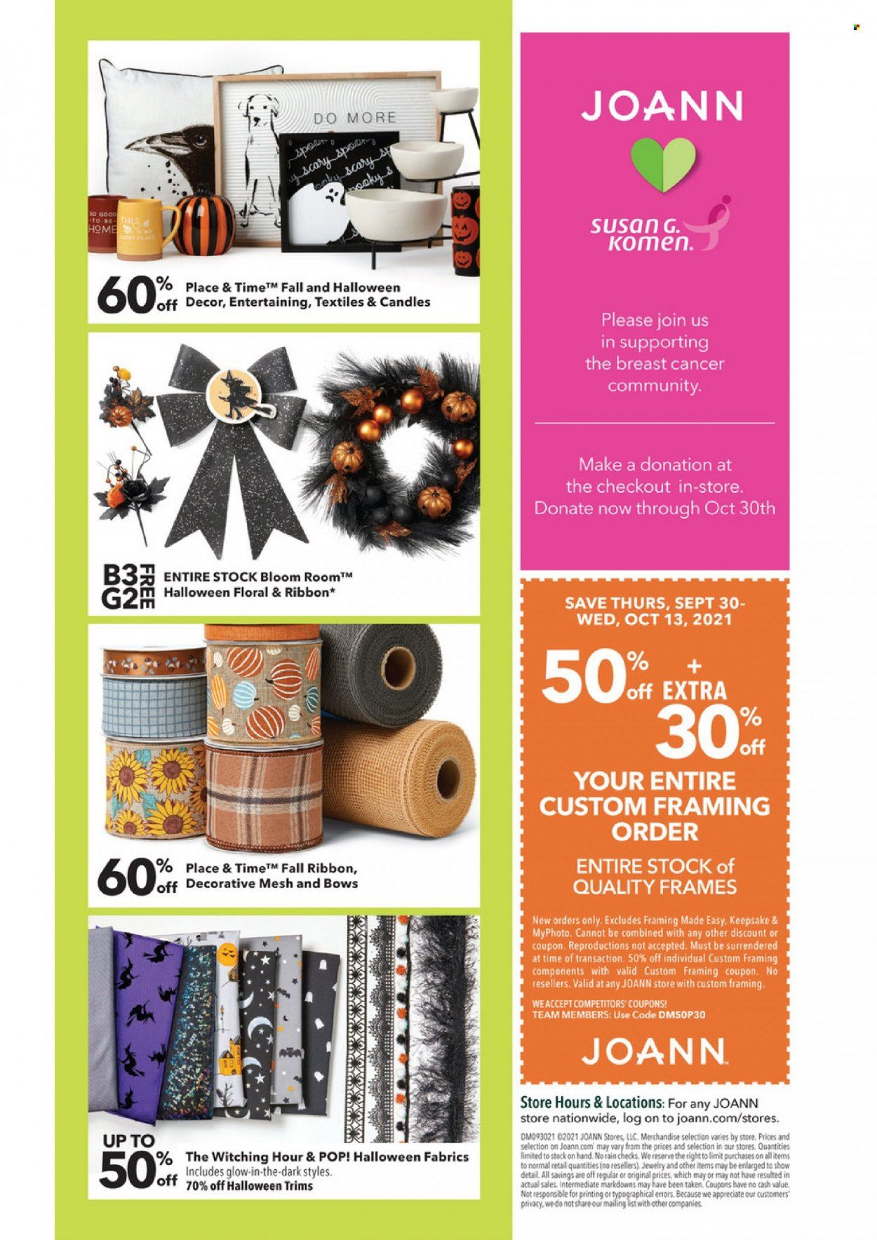 Joann Ad from october 13 to 20 2021 - Page 16