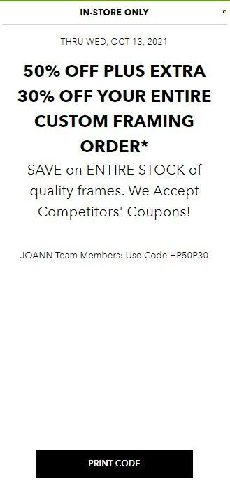 Joann Specials & Coupon from october 13 to 20 2021 - Page 4