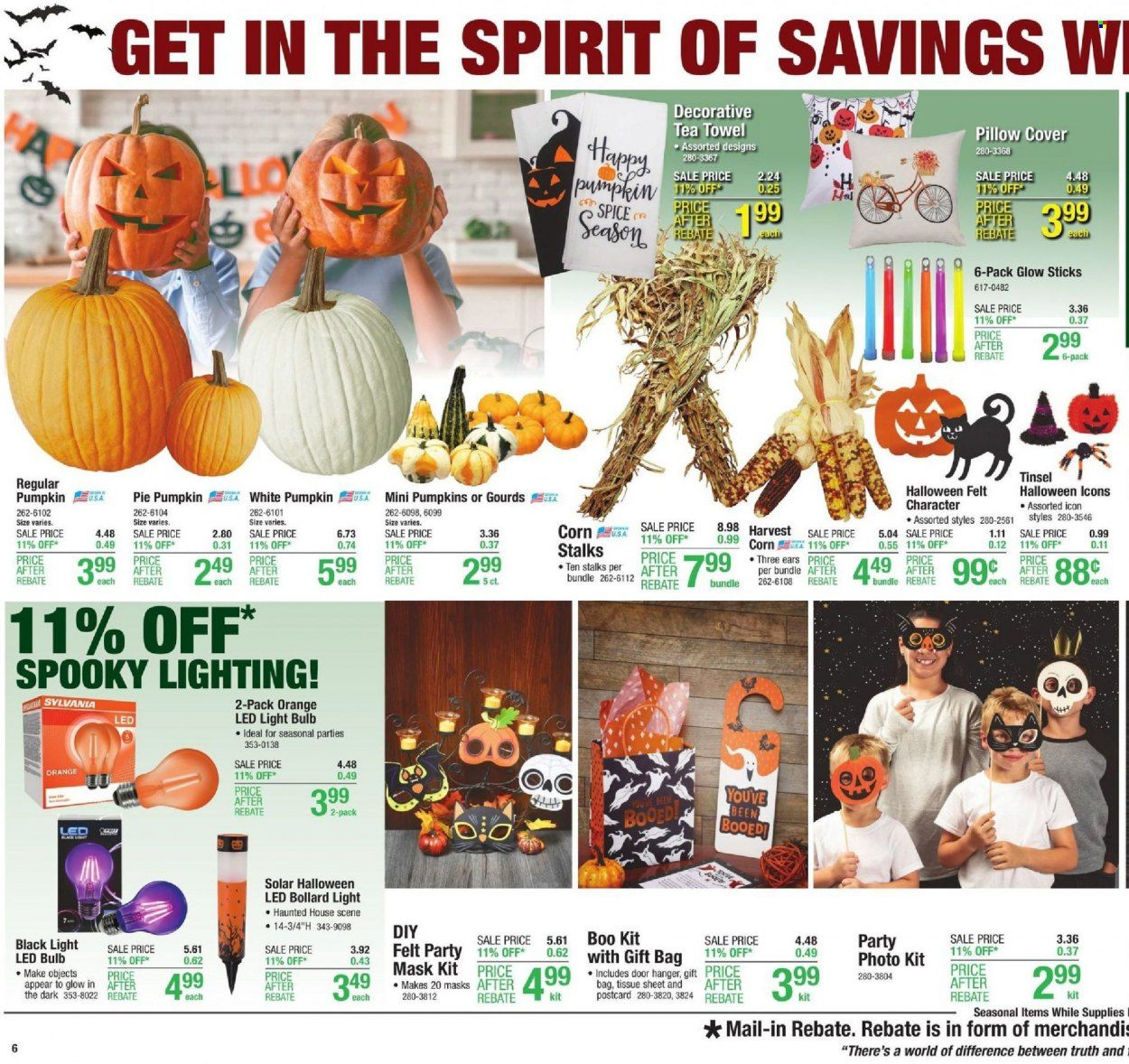 Menards Ad from october 9 to 16 2021 - Page 9