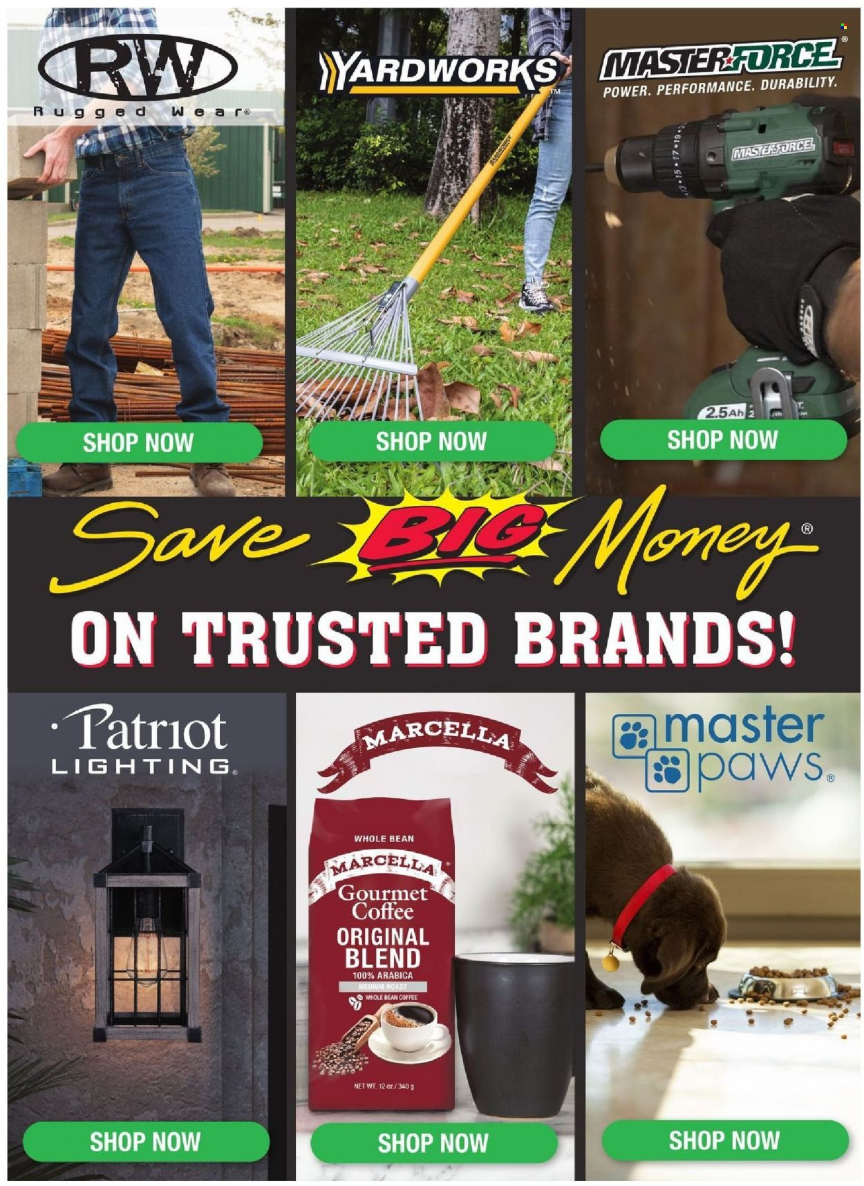 Menards Ad from october 9 to 16 2021 - Page 17
