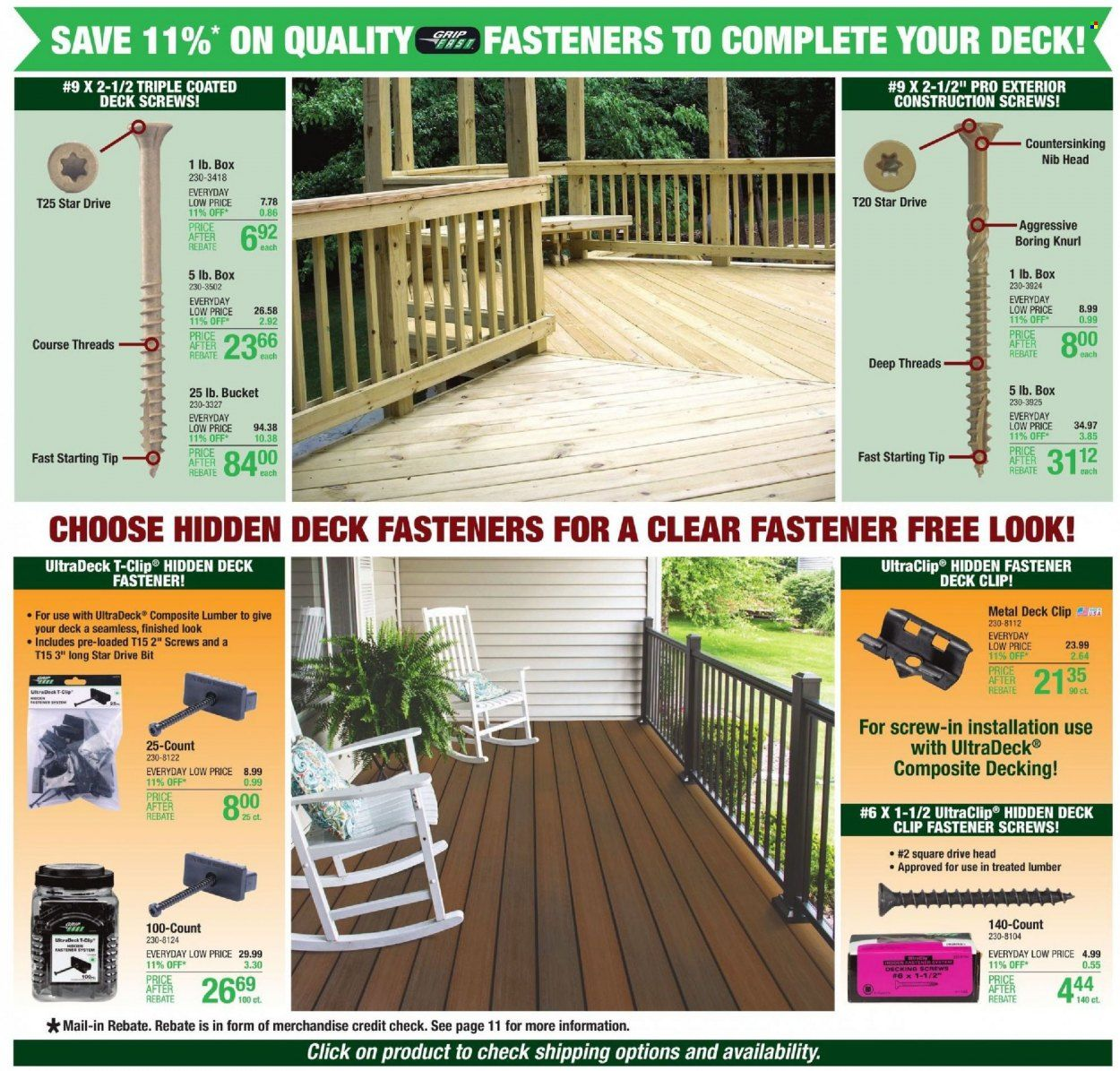 Menards Ad from october 9 to 16 2021 - Page 19