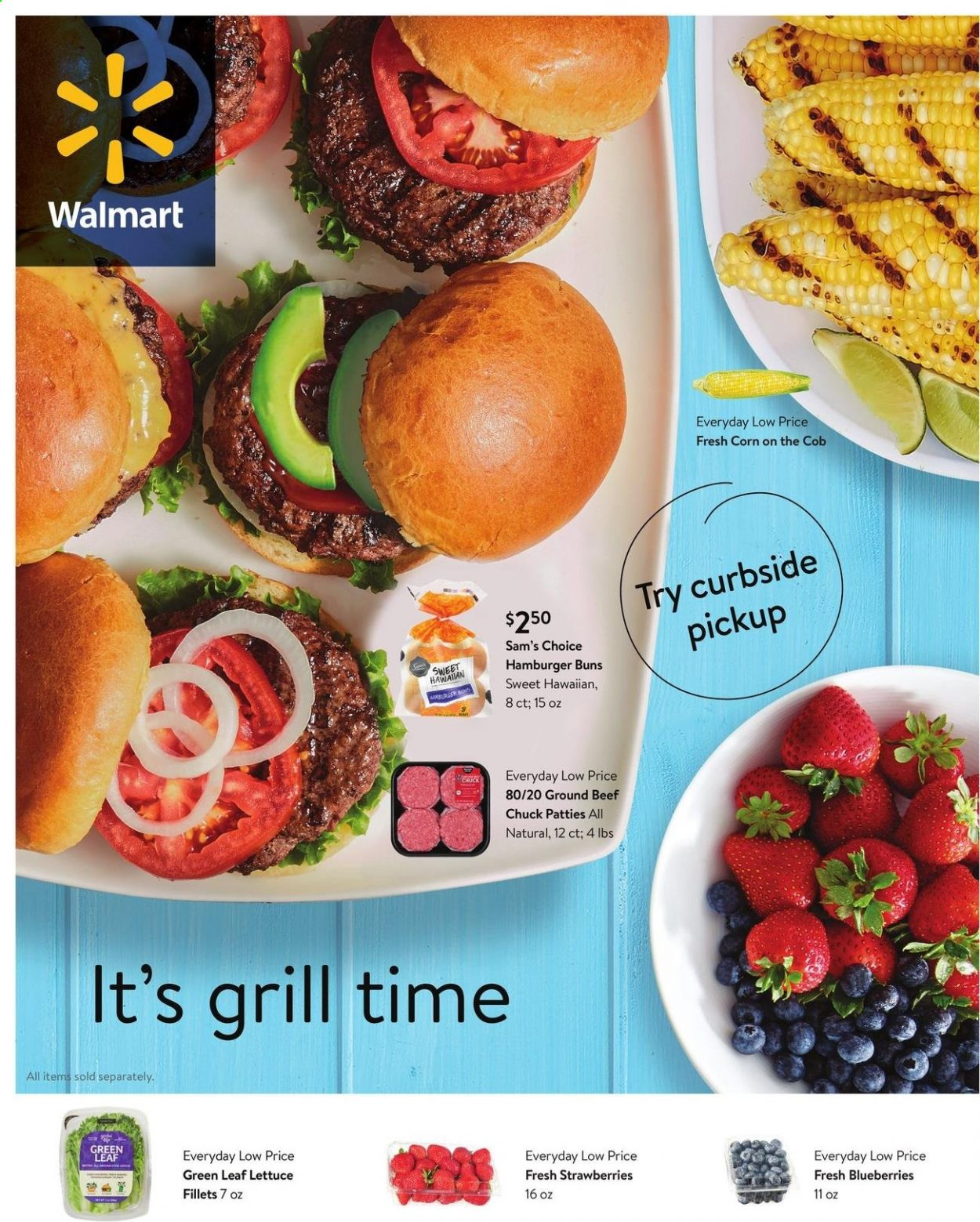 Walmart Ad from april 28 to june 1 2021